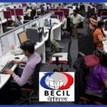 BECIL recruitment 2019 for 278 posts