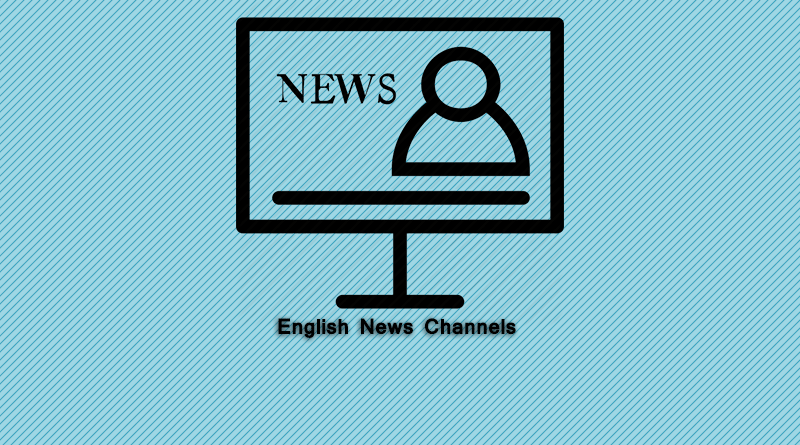 English News channel list
