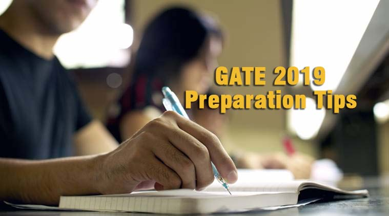 GATE 2019 preparation tips