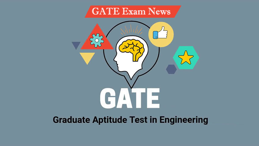 GATE Exam News