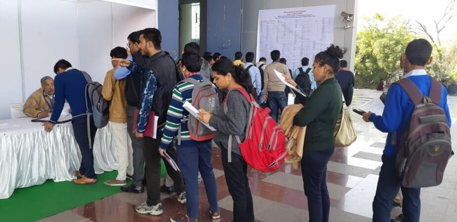 Delhi Employment Fair on 21 & 22 January 2019