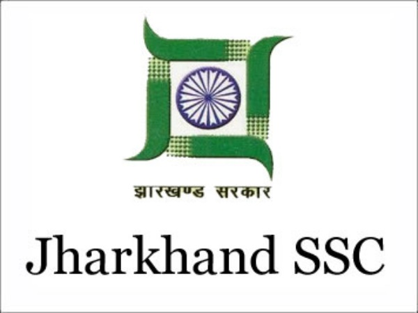 Jharkhand SSC Recruitment 2019