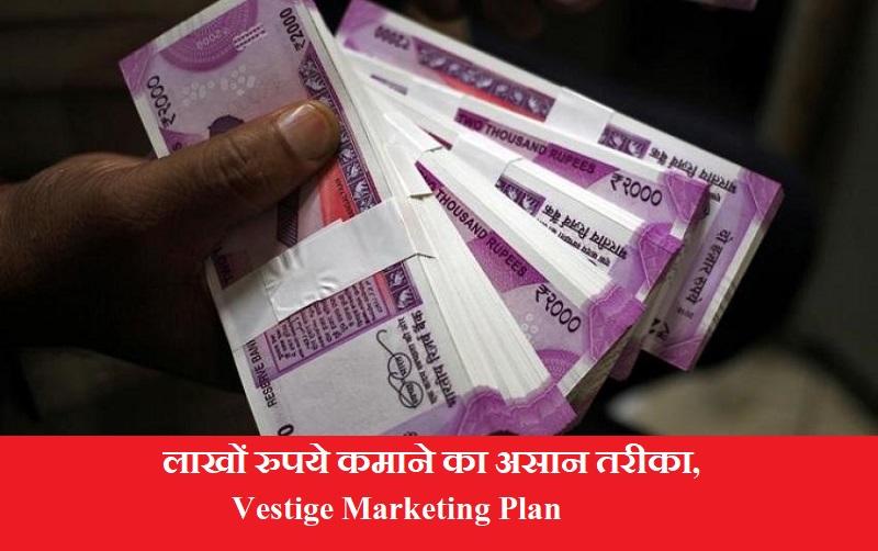Vestige Marketing Plan क्या है ? इससे लाखों रुपये कैसे कमाएं