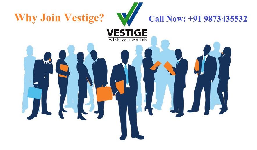 Why Join Vestige?