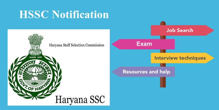 HSSC Notification