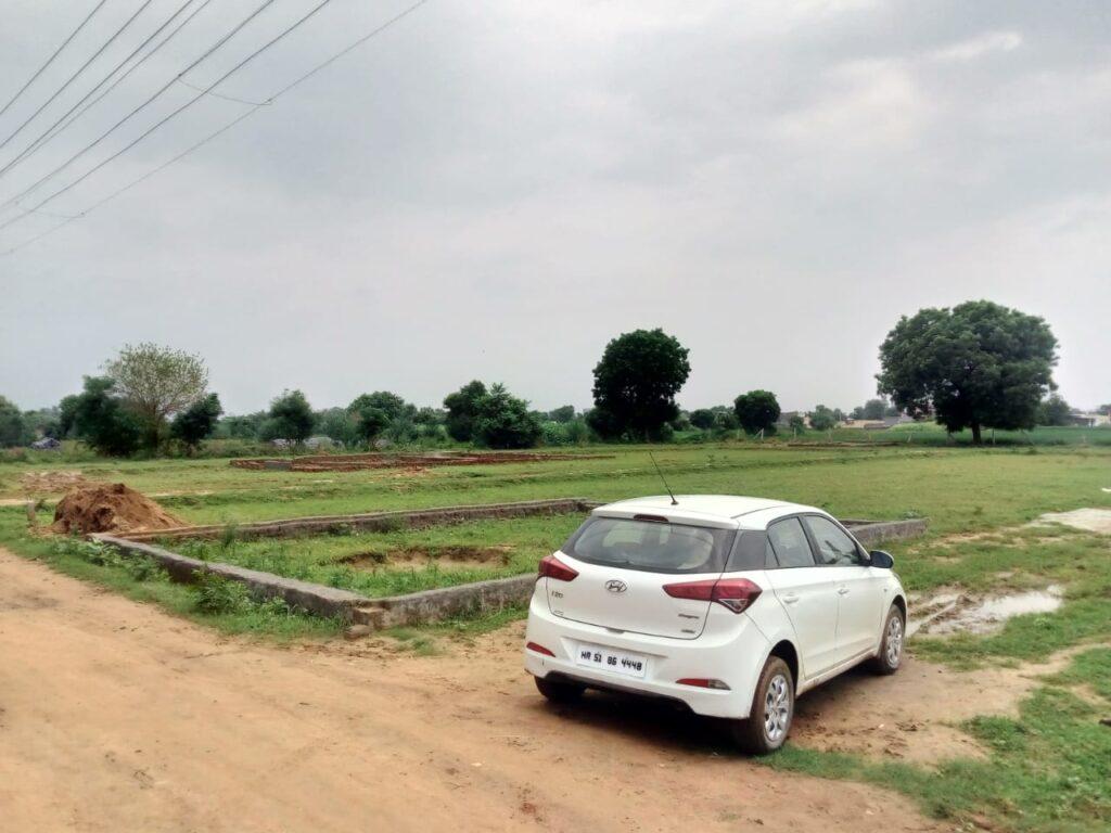 plot in faridabad