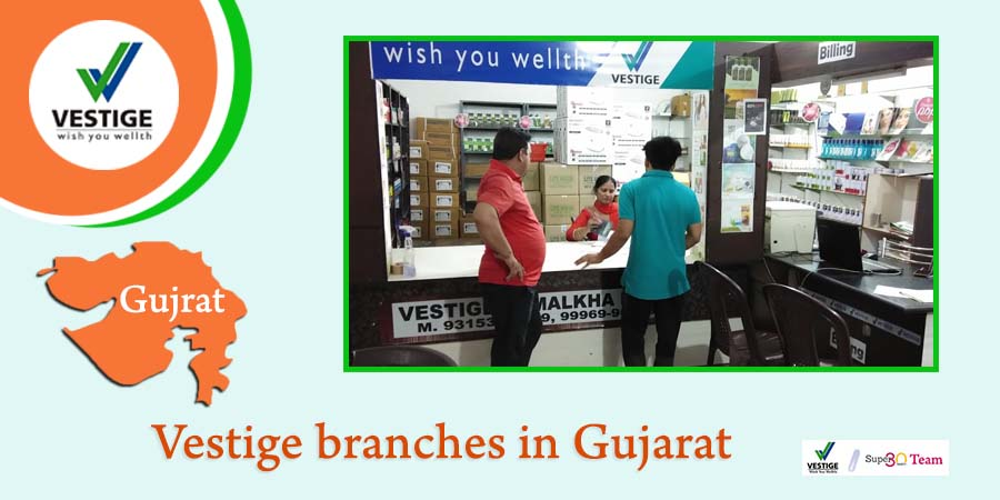 Vestige branches in Gujarat