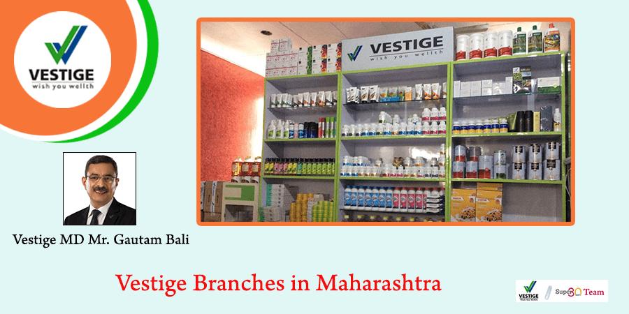 Vestige Branches in Maharashtra