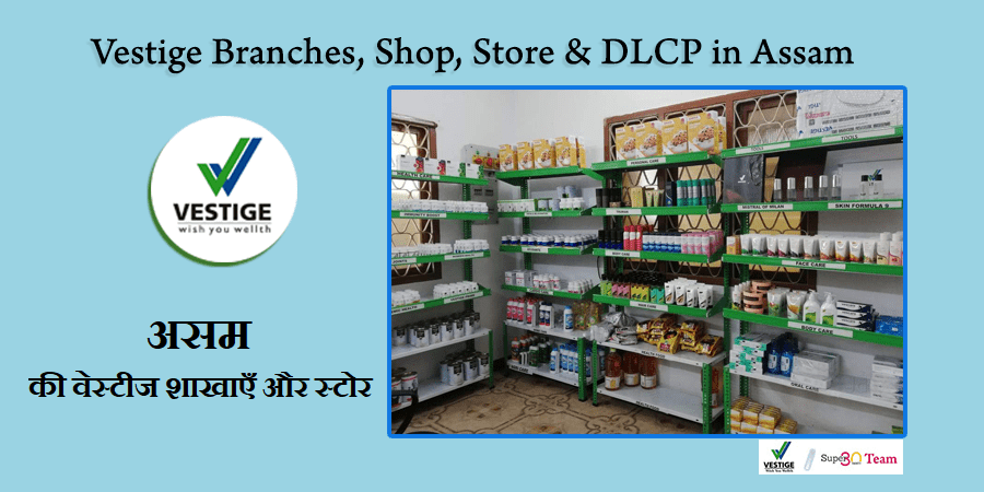 Vestige Shop and Store in Assam