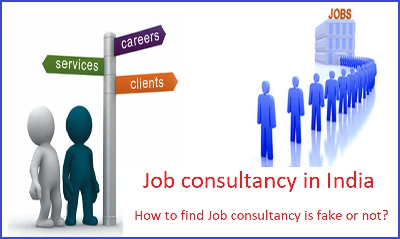 Job consultancy in India
