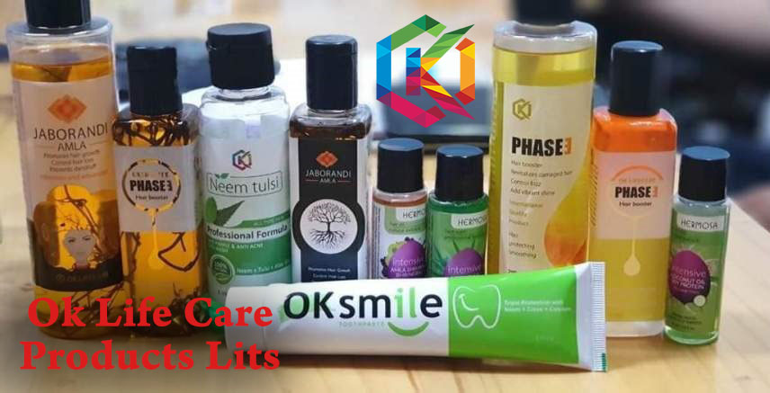 ok life care all products