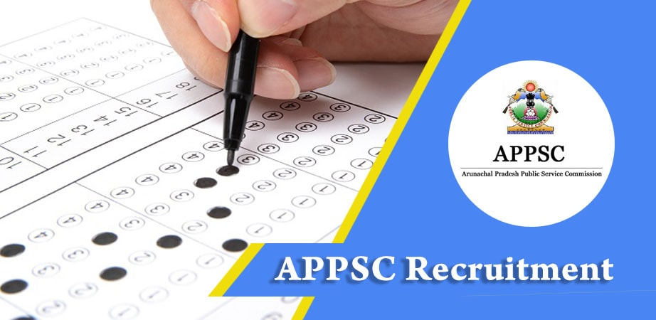 APPSC Recruitment 2020