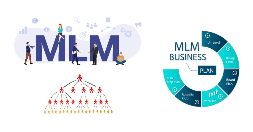 MLM: Multi Level Marketing
