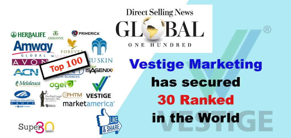 Top 100 Direct Selling Companies in World