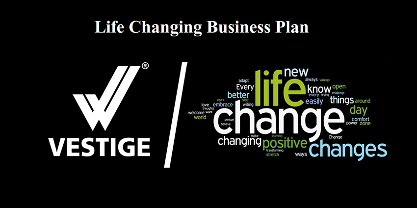 Life Changing Vestige Business Plan