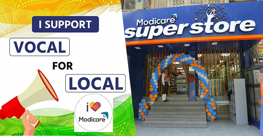 Modicare Business Support Vocal for Local