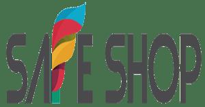 safe shop logo